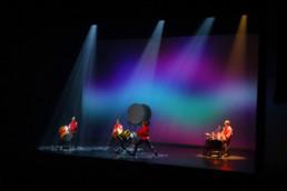 Spectacle de wadaiko à Aix en Provence