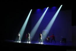 Dance and wadaiko at Aix-en-Provence