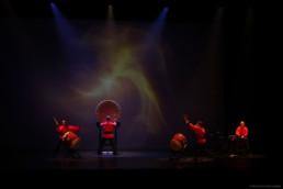 Wadaiko show