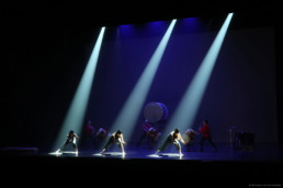 Danse contemporaine et taiko