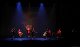 IWA show by Nika Taiko